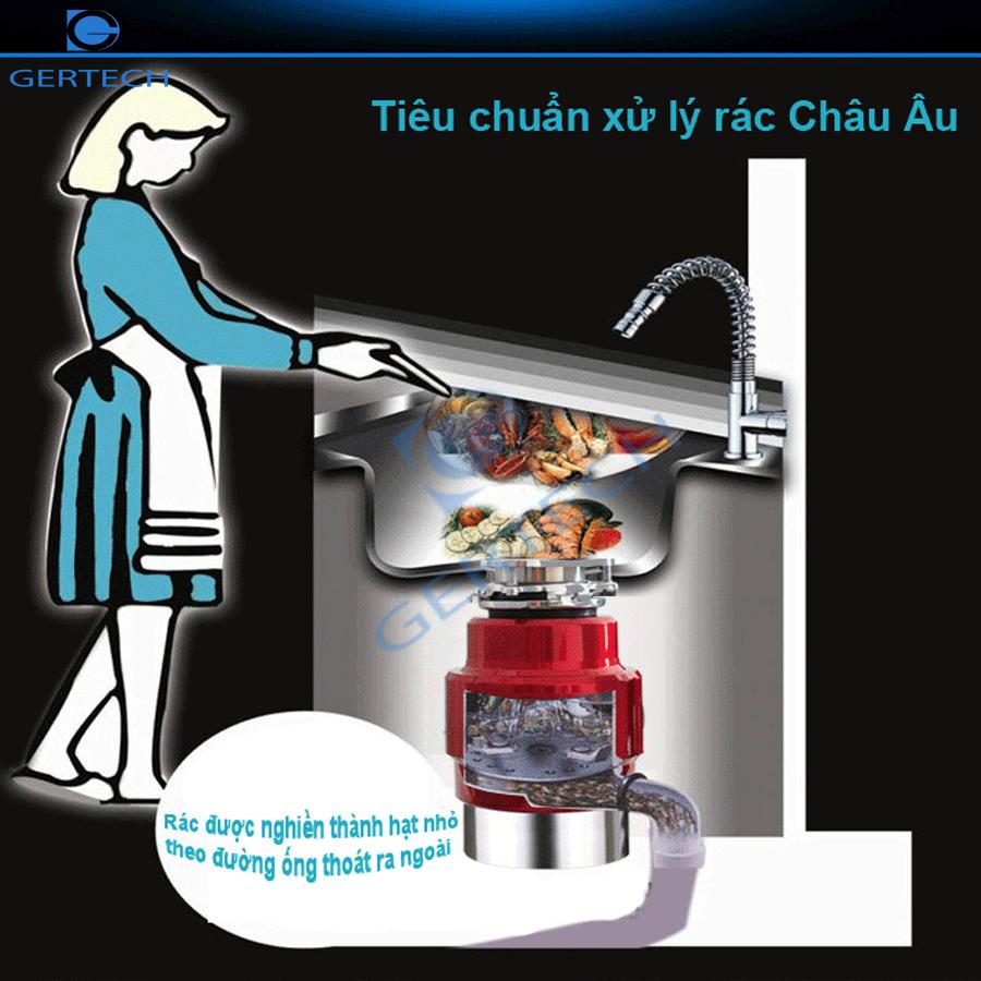 5 Lý Do Bạn Nên Lắp Đặt Một Chiếc Máy Hủy Rác Cho Căn Bếp Của Mình!