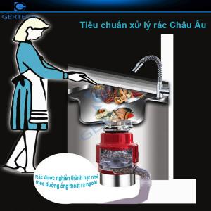 Những Điều Bạn Cần Biết Về Máy Hủy Rác Nhà Bếp