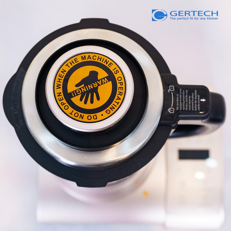 Máy Xay Nấu Độ Ồn Thấp Kết Hợp Nồi Nấu GERTECH GT-006